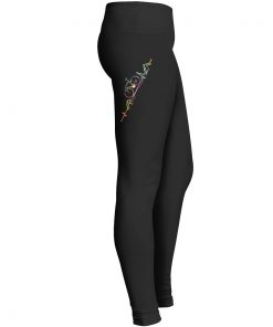 Bike Heartbeat Leggings
