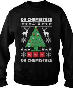Chemist Element Oh Chemistree Sweat Shirt