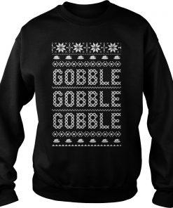 Christmas Gobble Gobble Gobble Sweater