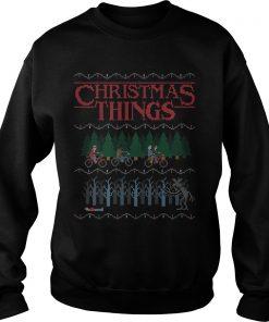 Christmas Things Ugly Christmas Sweater