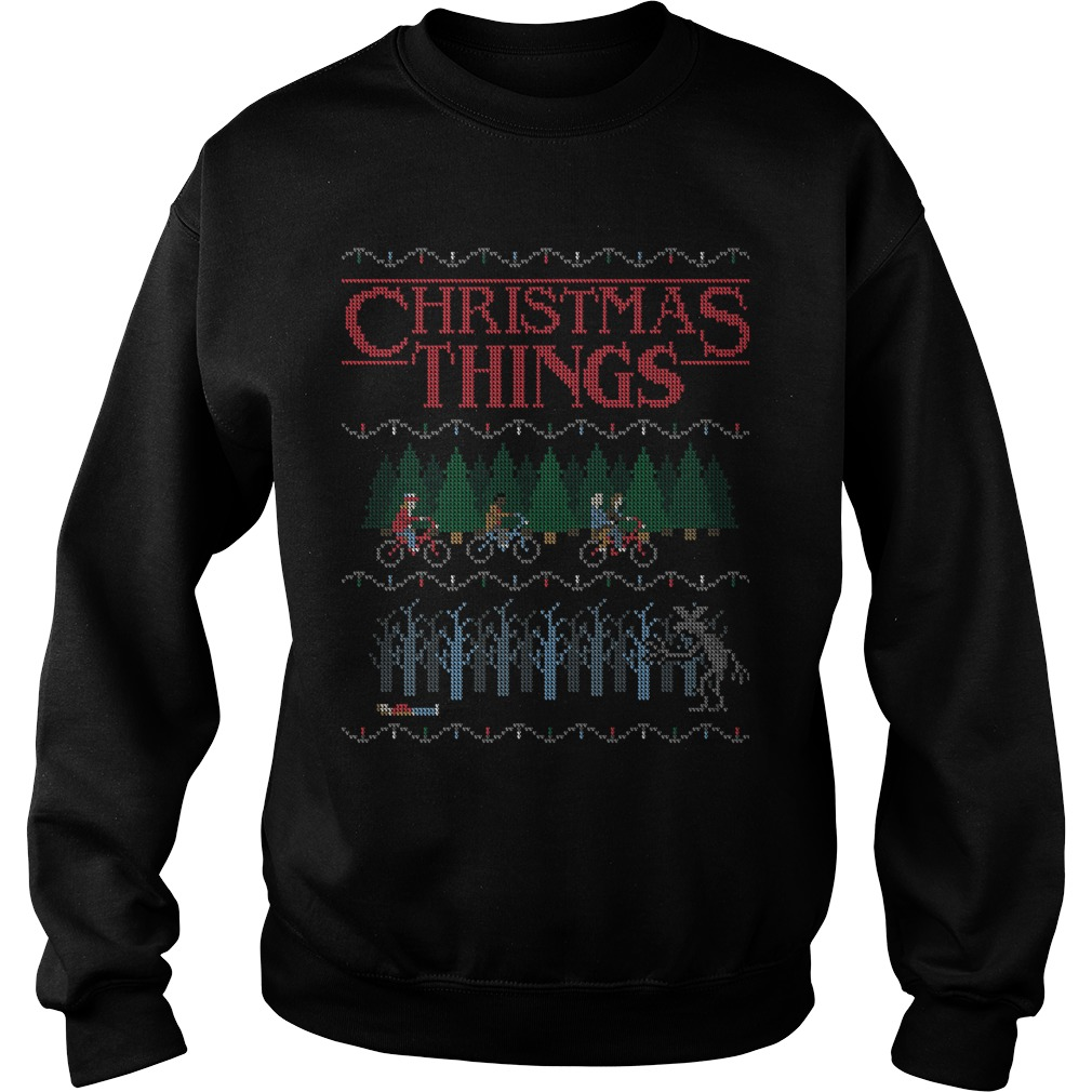 Christmas Things Ugly Christmas Sweater