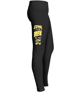 Come Nerd Side Pi Leggings
