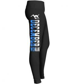 December Woman Leggings
