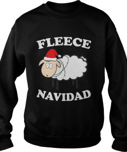 Fleece Navidad Sweat Shirt