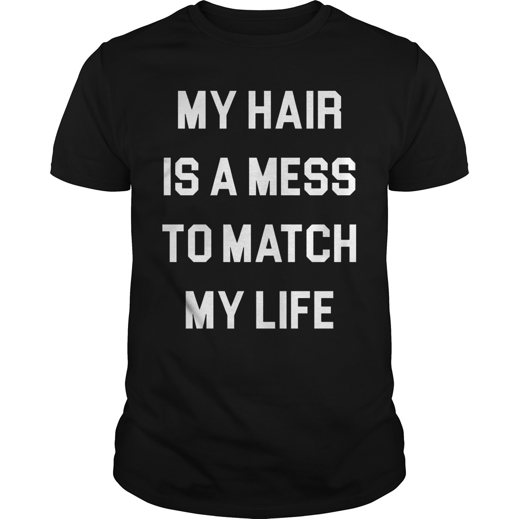 Hair Mess Match Life Guystee
