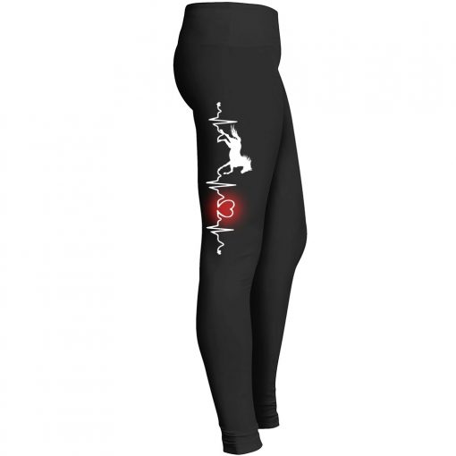 Horse Heartbeat Leggings