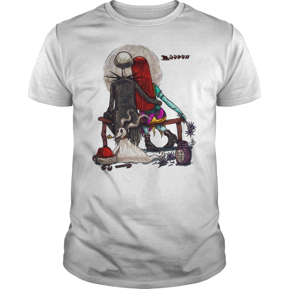 Jack Skellington Sally Little Nightmares Shirt
