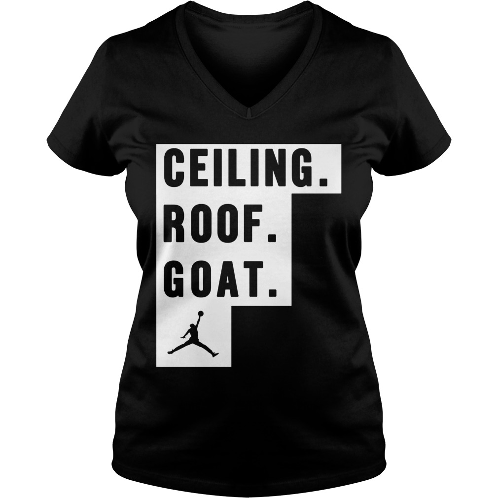 Jordan Ceiling Roof Goat Shirt Hoodie Sweater