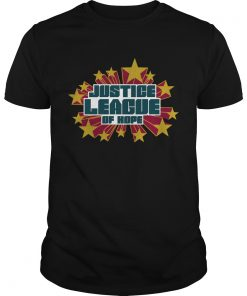 Justice League Hope Super Powers Shirt