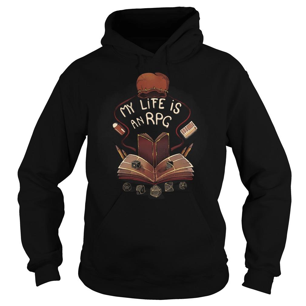 Life Rpg Hoodie