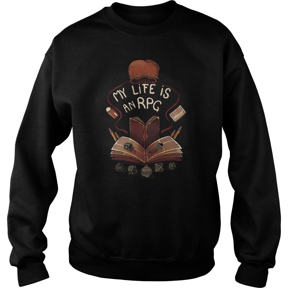 Life Rpg Sweatshirt