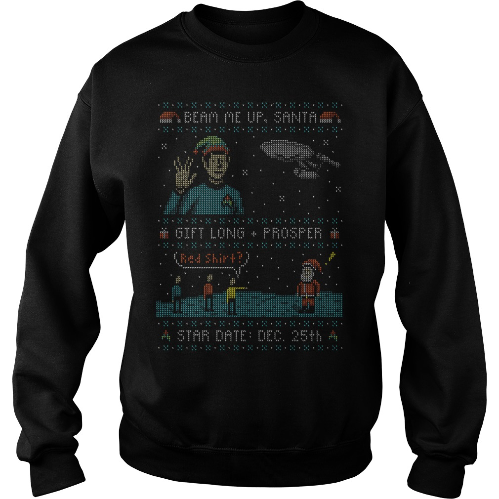Long and prosper star trek sweater shirt, hoodie, sweater ...