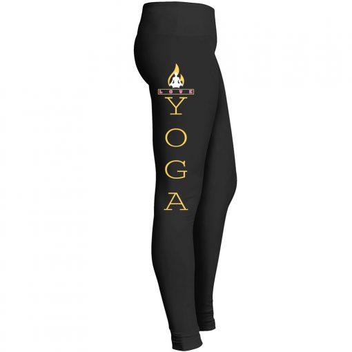 Love Yoga Leggings