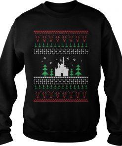 Magical Kingdom Christmas Sweat Shirt