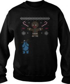 Muppets Ugly Cookie Sweater