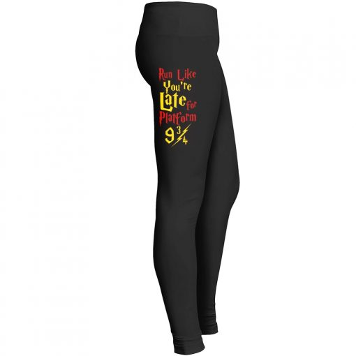 Run Like Youre Late Platform 9 34 Leggings