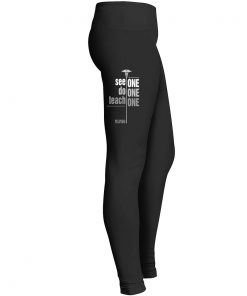 See One One Teach One Best Nurse Leggings
