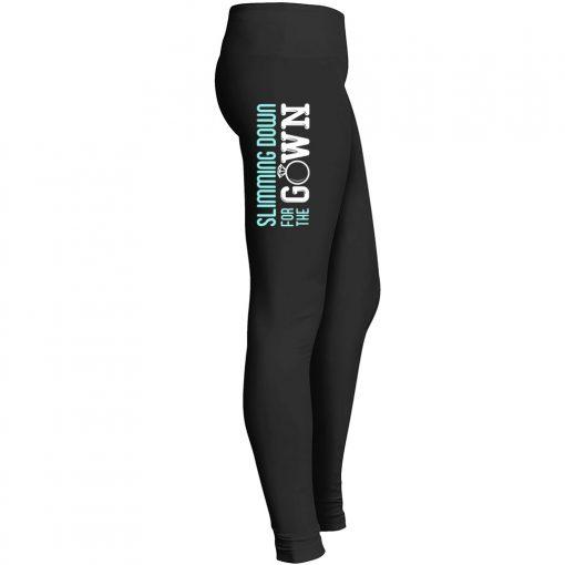 Slimming Gown Leggings