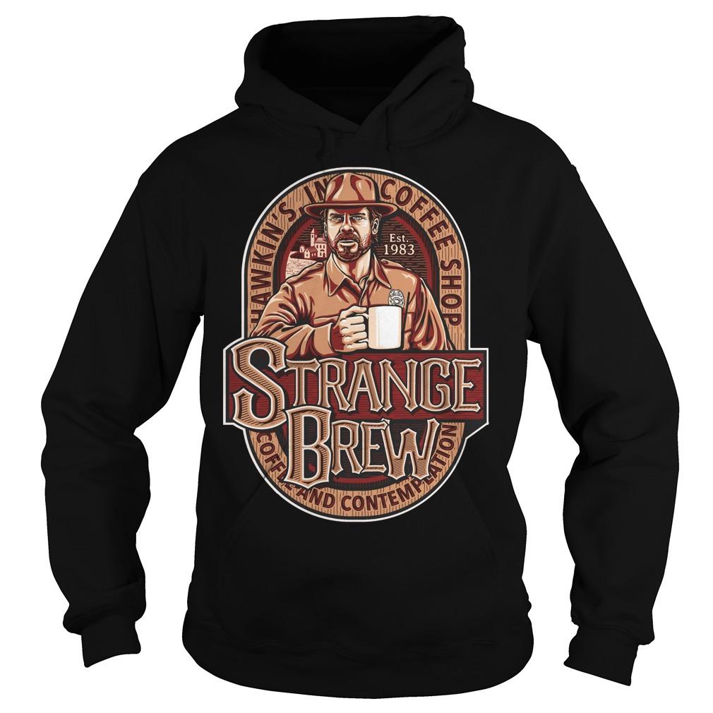 Strange Brew Hoodie