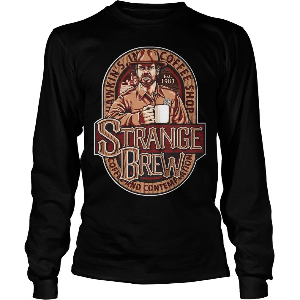 Strange Brew Longsleeve