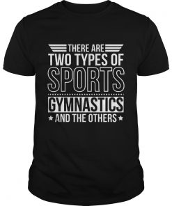 Two Types Sports Gymnastics Others Shirt