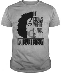 Vote Jefferson Guys Tee