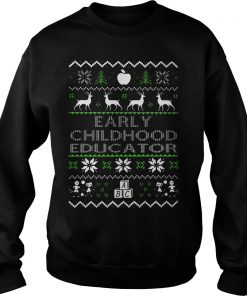 Early Childhood Educator Sweater