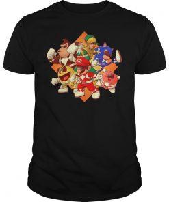 Mighty Gaming Rangers Shirt