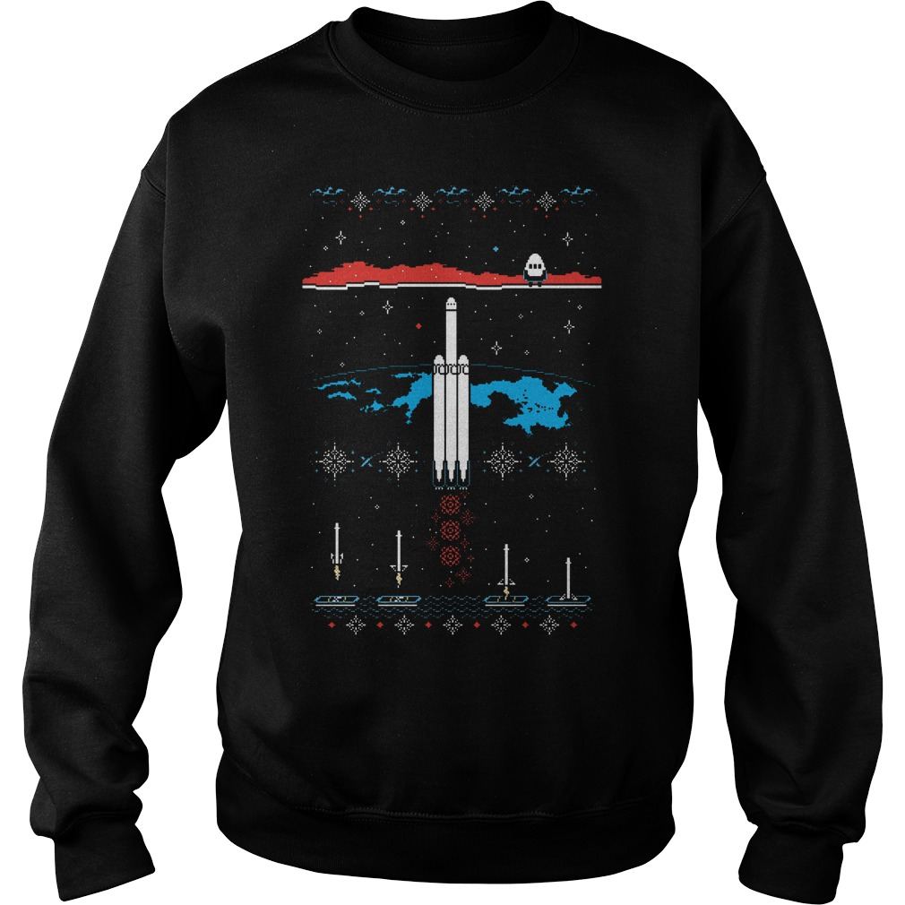 Spacex Mas Sweater