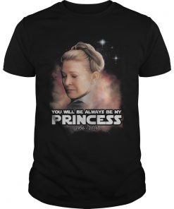 You Will Be Always Be My Princess Of Galaxy Shirt