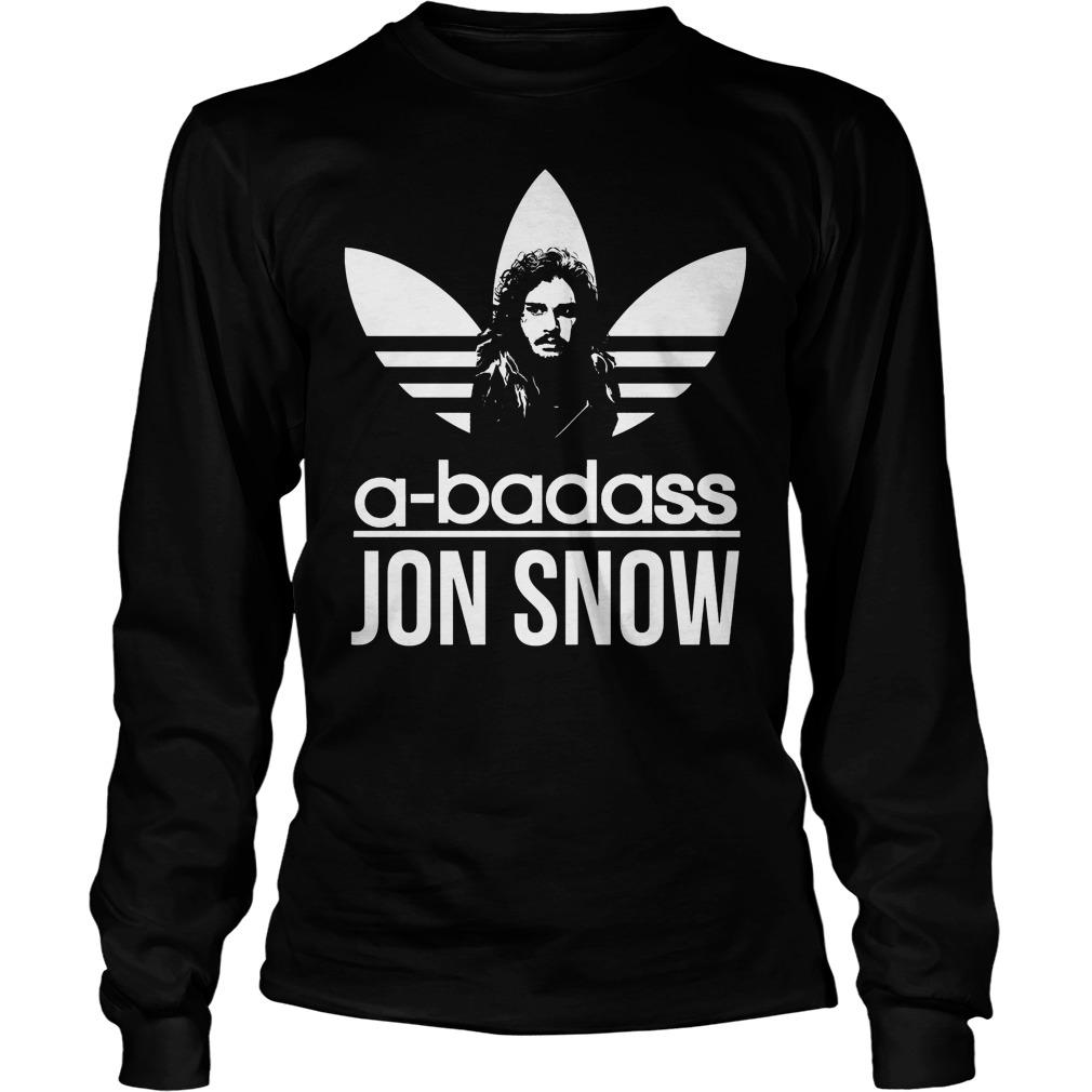 Abadass Jon Snow Longsleeve