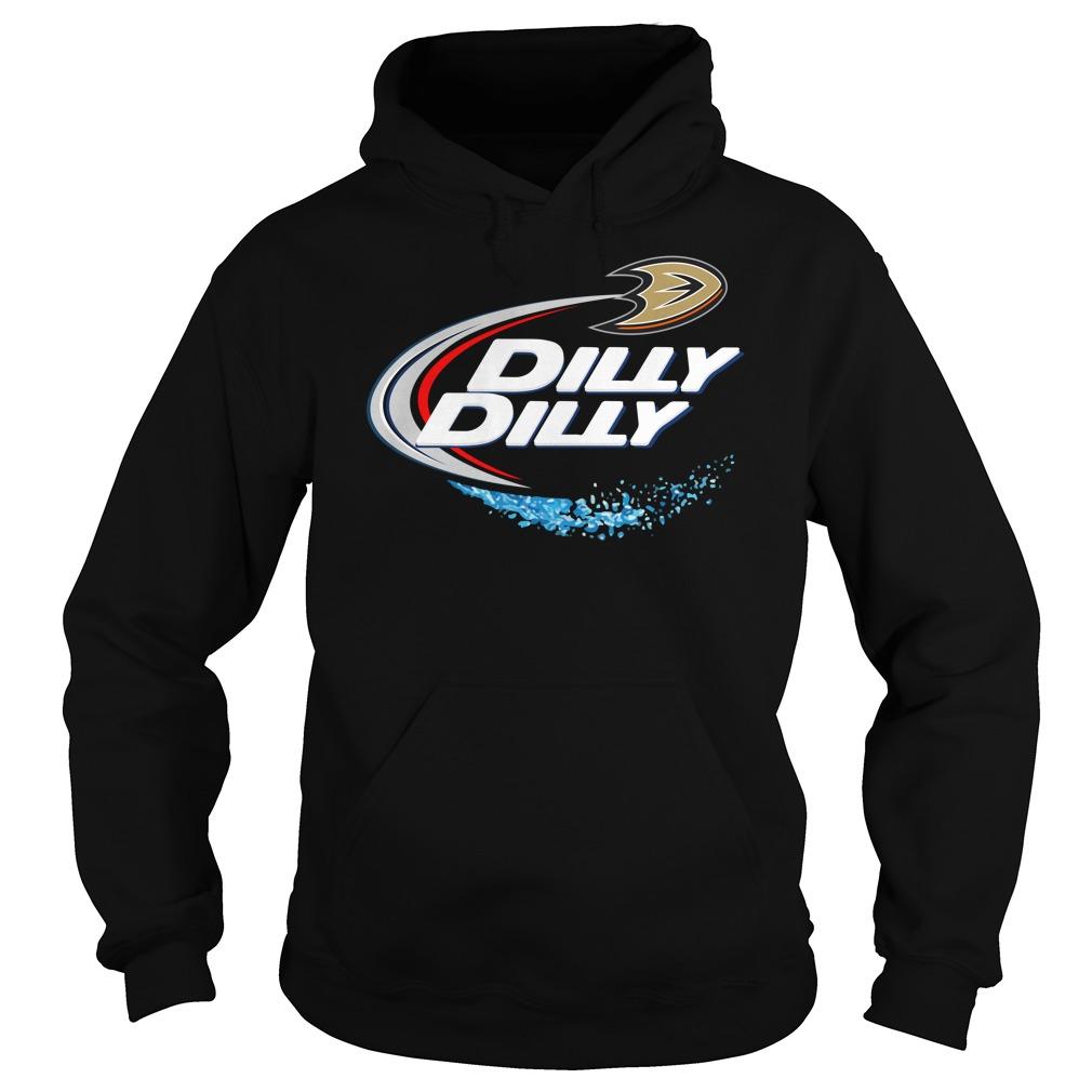 Anaheim Ducks Dilly Dilly Hoodie