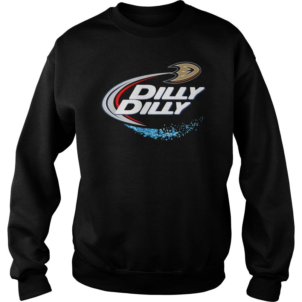 Anaheim Ducks Dilly Dilly Sweat Shirt