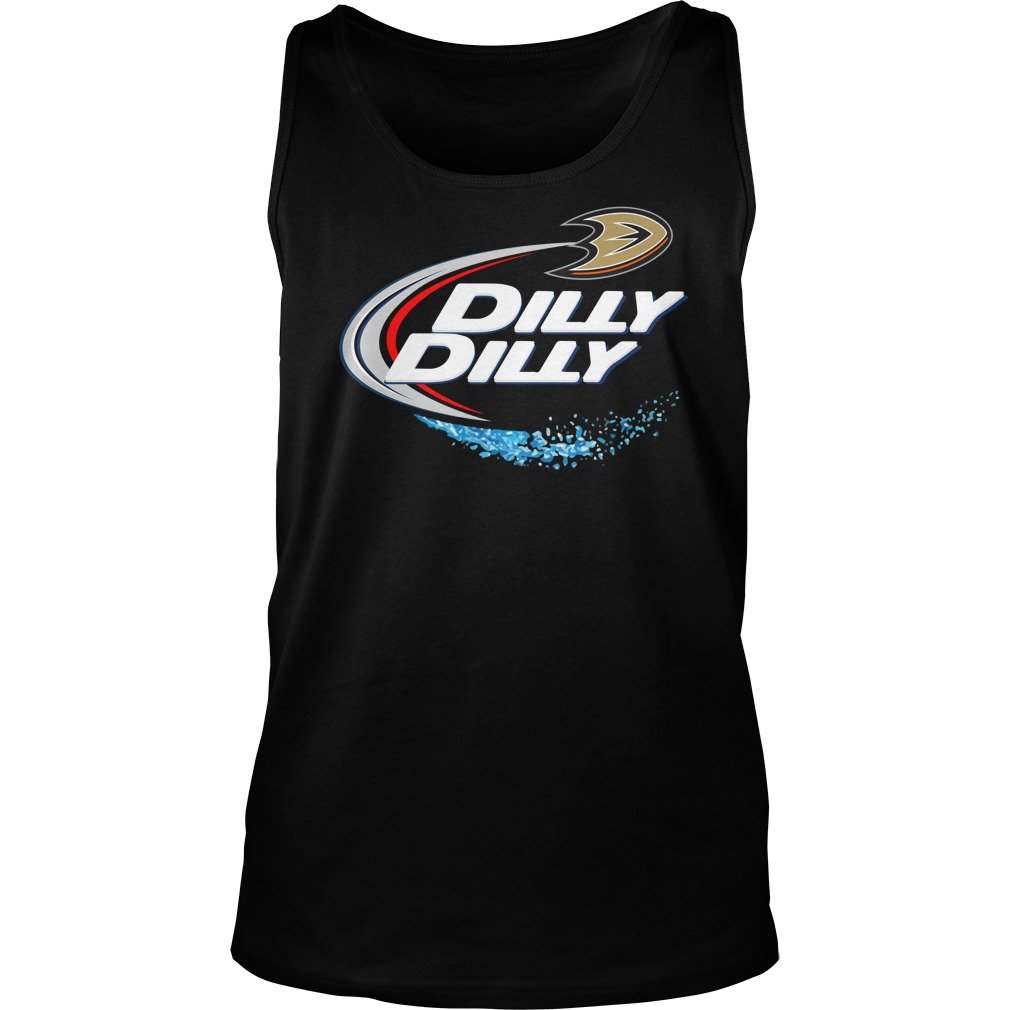 Anaheim Ducks Dilly Dilly Unisex Tank Top