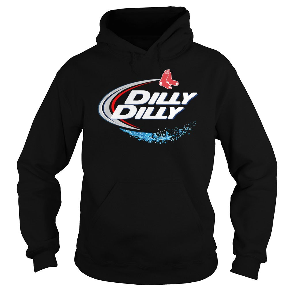 Boston Red Sox Dilly Dilly Hoodie