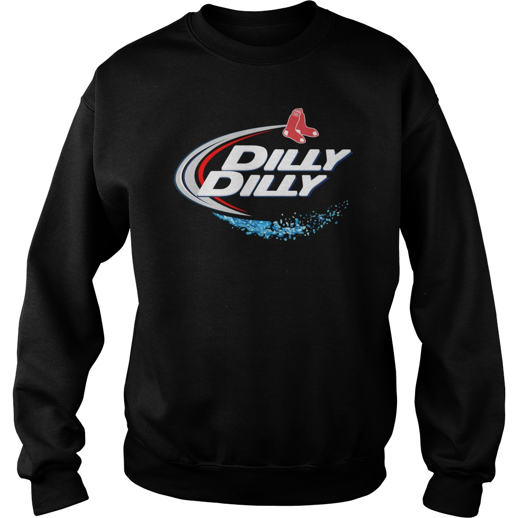 Boston Red Sox Dilly Dilly Sweater