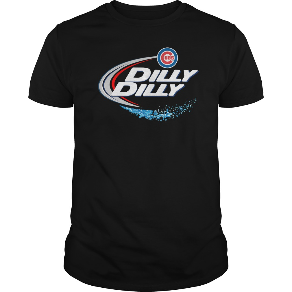 Chicago Cubs Dilly Dilly Shirt