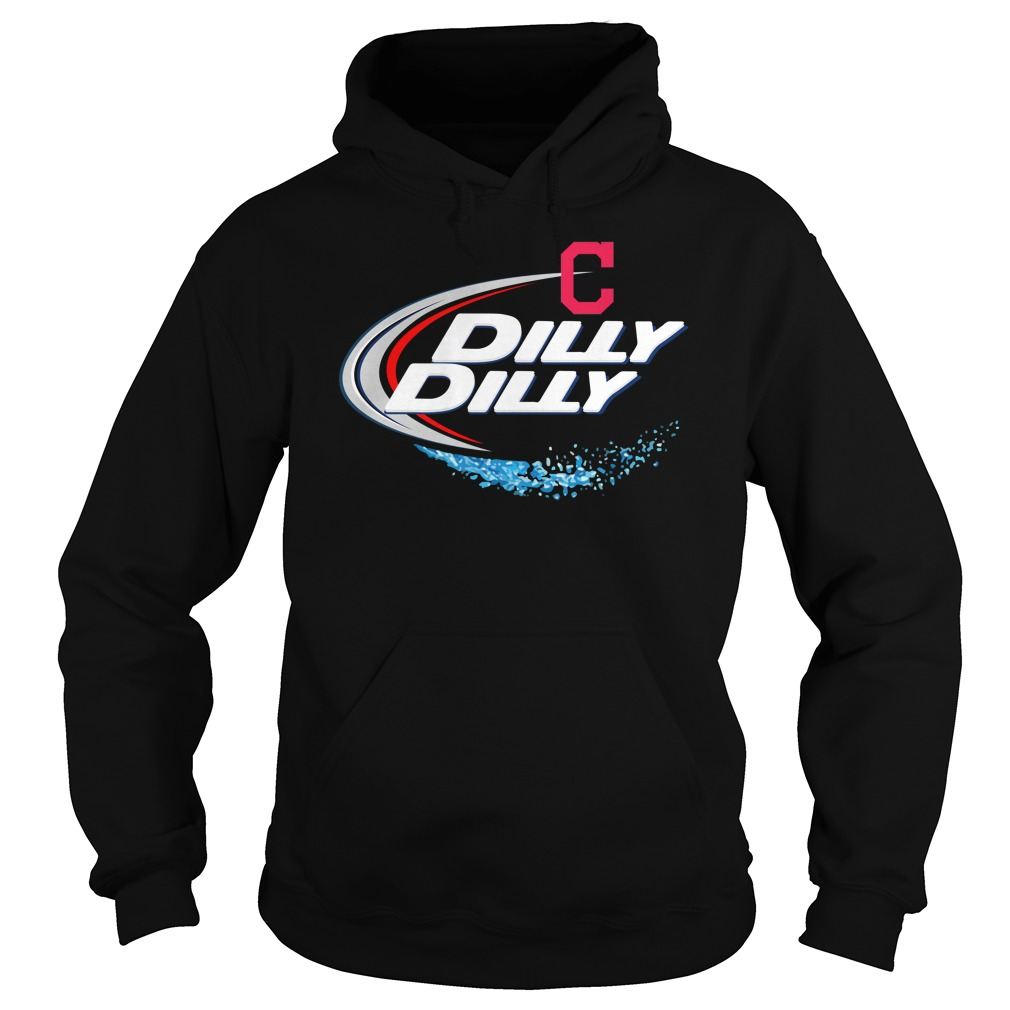 Cleveland Indians Dilly Dilly Hoodie