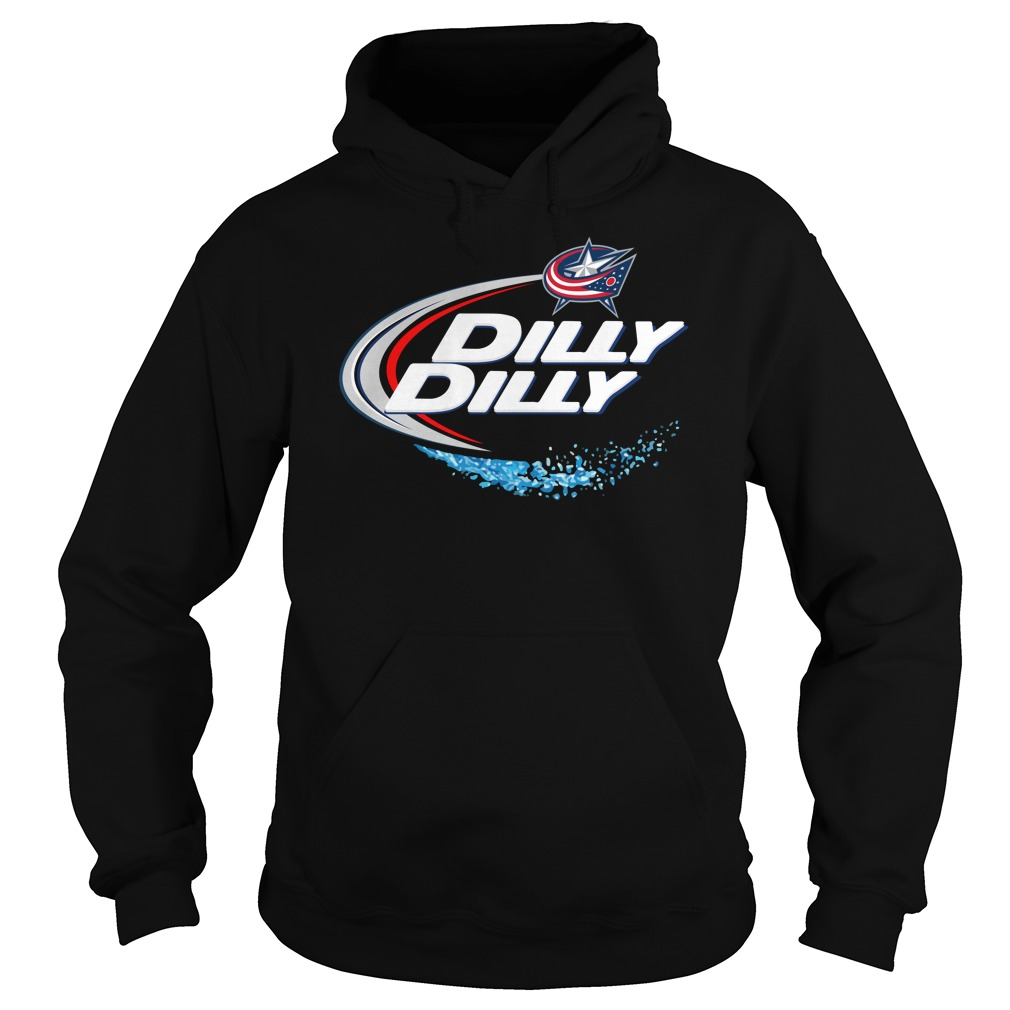 Columbus Blue Jackets Dilly Dilly Hoodie