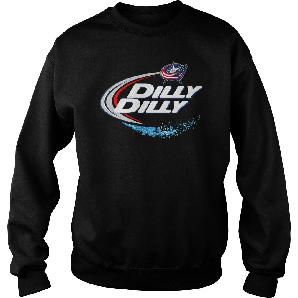 Columbus Blue Jackets Dilly Dilly Sweater