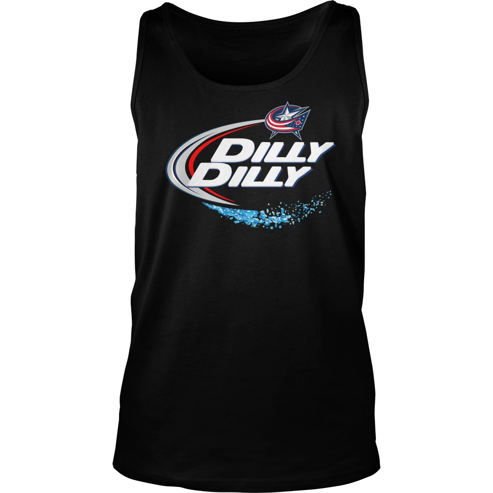 Columbus Blue Jackets Dilly Dilly Tank Top