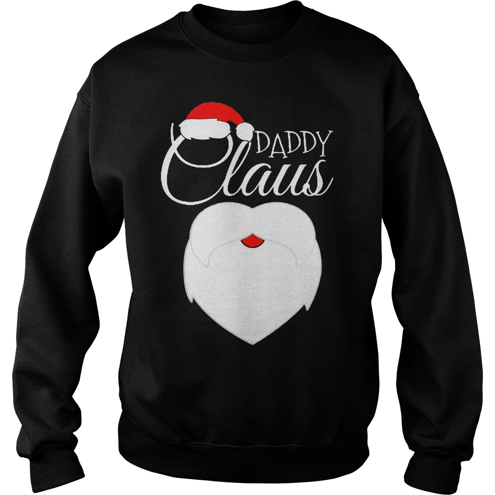 Daddy Claus Santa Sweater