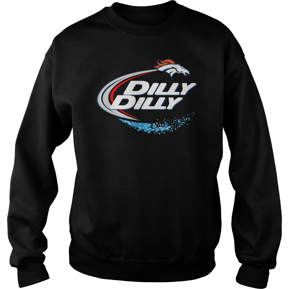 Denver Broncos Dilly Dilly Sweater