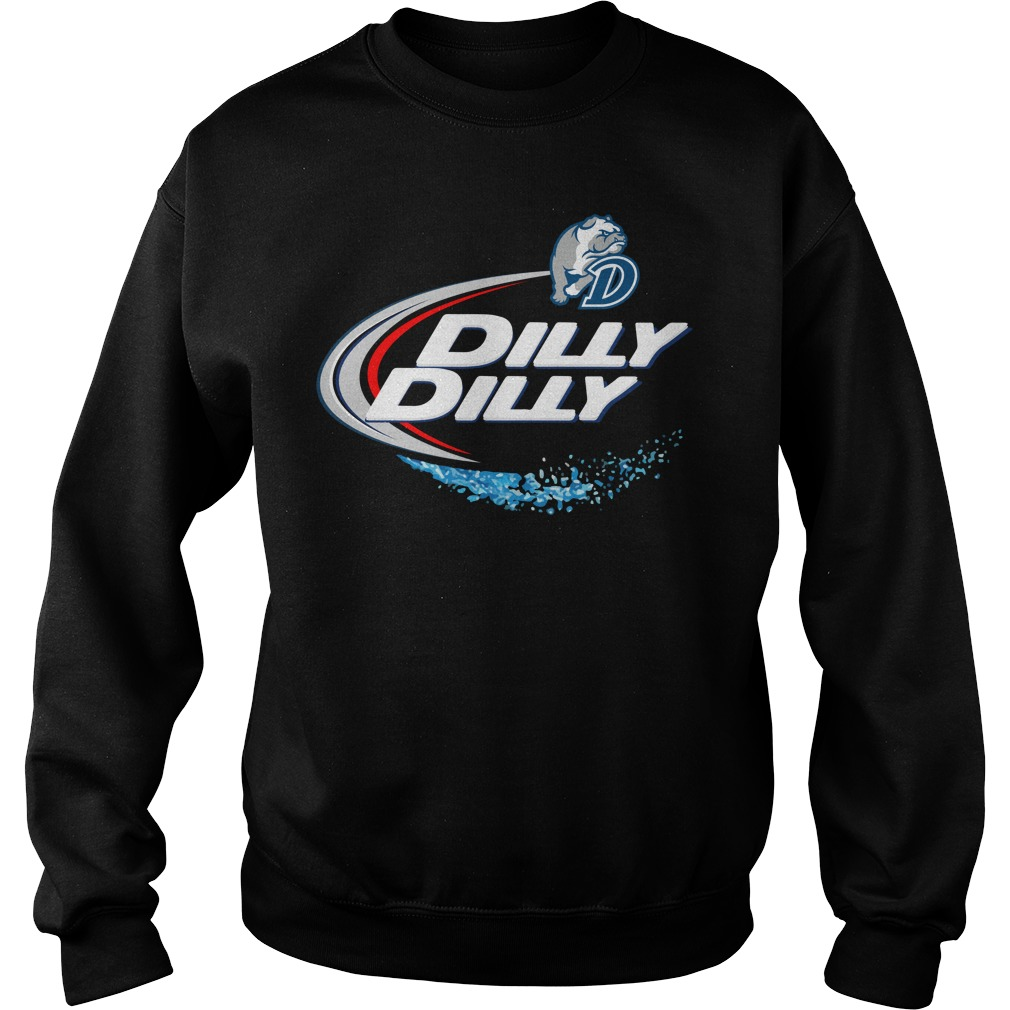 Drake Bulldogs Dilly Dilly Sweater