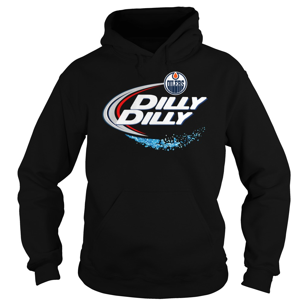 Edmonton Oilers Dilly Dilly Hoodie