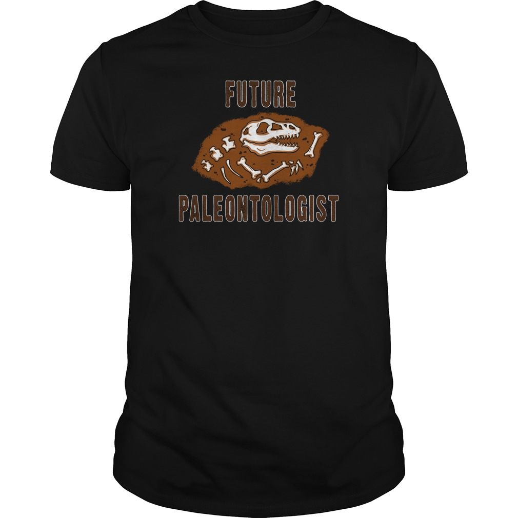 Future Paleontologist Shirt
