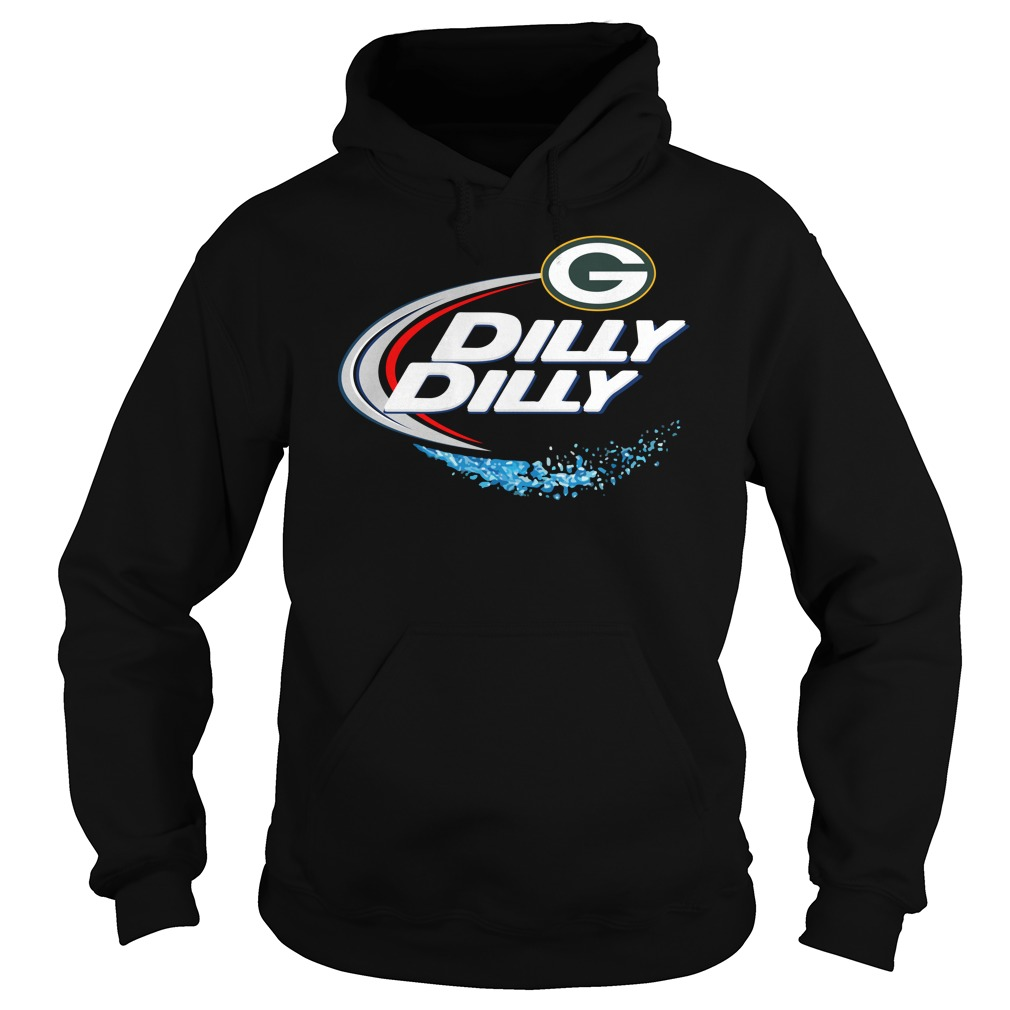Green Bay Packers Dilly Dilly Hoodie