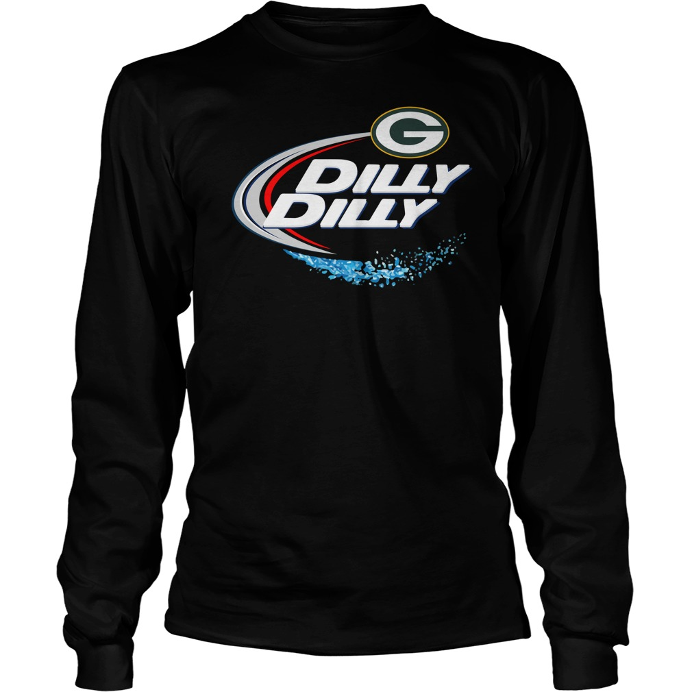Green Bay Packers Dilly Dilly Longsleeve Tee