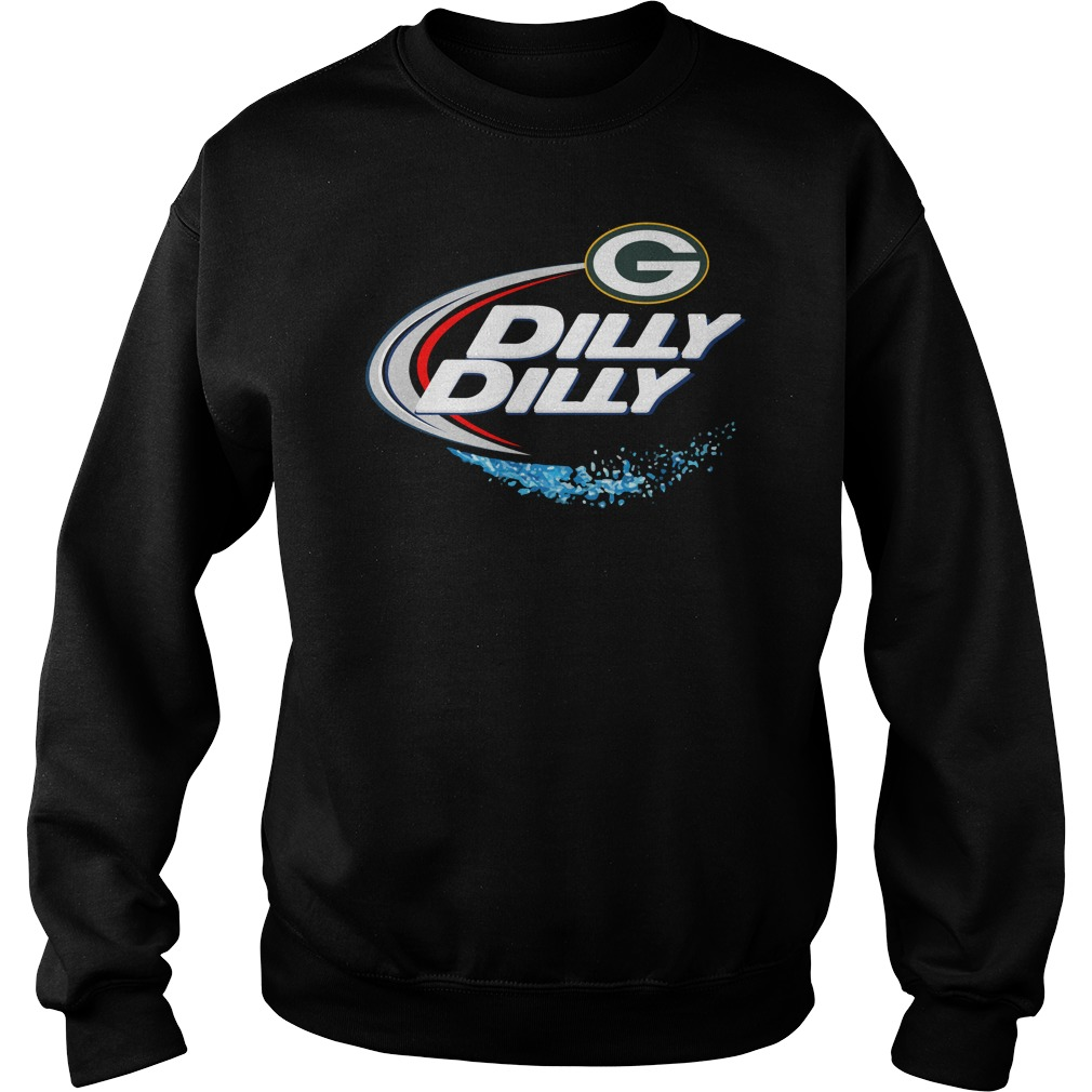 Green Bay Packers Dilly Dilly Sweater