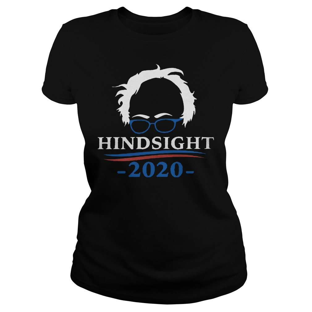 Hindsight 2020 Ladies Tee